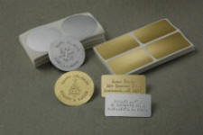 Gold/Silver Seals